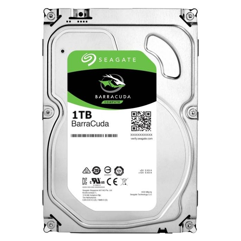 disco duro 1tb seagate barracuda 7200 rpm